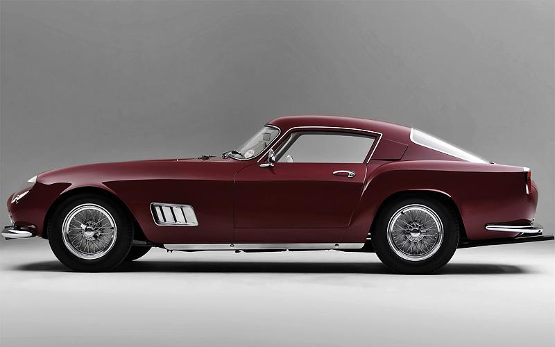 1956 Ferrari 250 GT Tour de France - specifications, photo, price ...