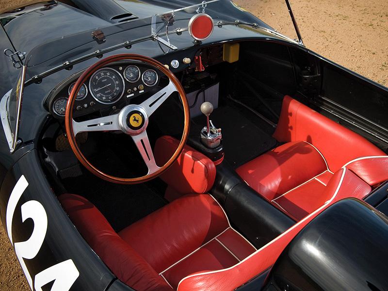1958 Ferrari 250 Testa Rossa - specifications, photo, price ...