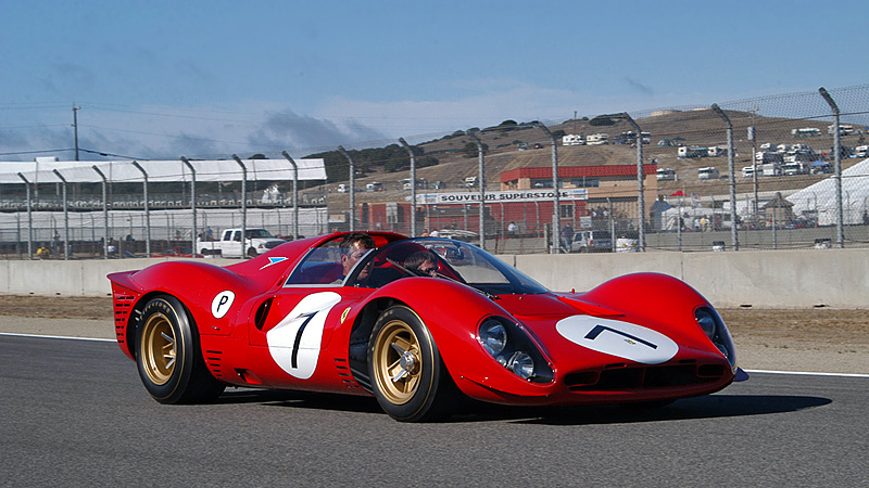 1967 ferrari 330 p4 - specifications, photo, price, information