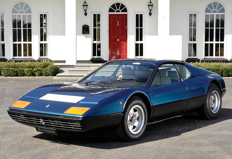 1973 Ferrari 365 GT/4 BB - specifications, photo, price ...