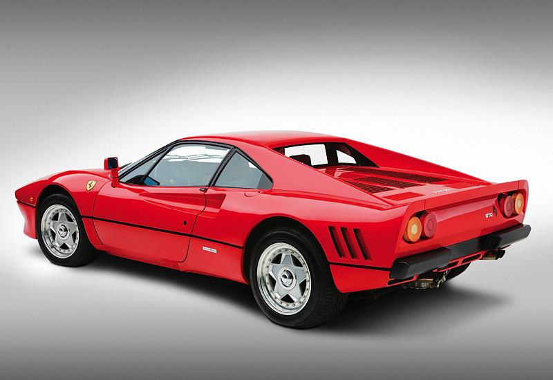 1984 Ferrari 288 GTO - Car Pictures, Photos, Spy Shoot, Wallpapers ...