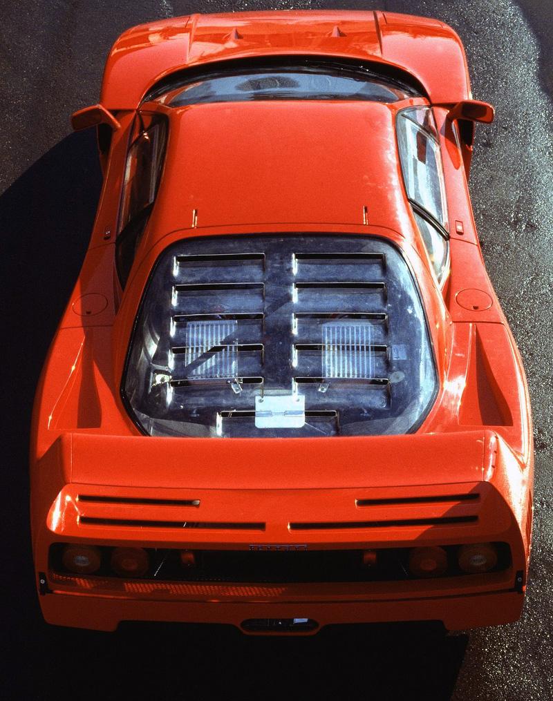 1987 ferrari f40 specifications photo price information rating 1987 ferrari f40 vanachro Choice Image