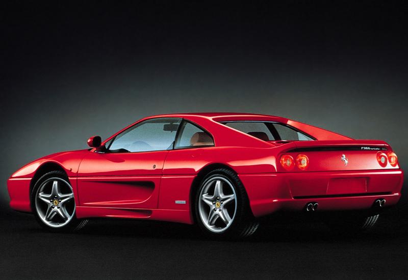 1994 Ferrari F355 Berlinetta Specifications Photo