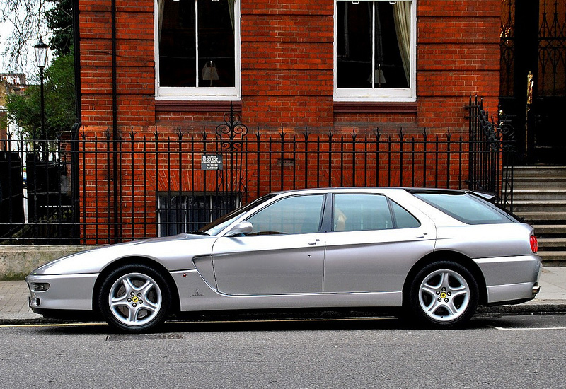 1996 Ferrari 456 Gt Venice Specifications Photo Price