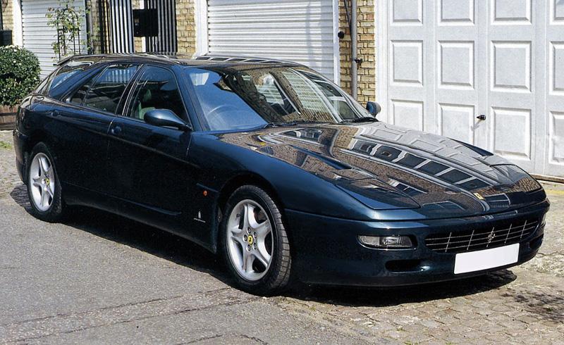 1996 Ferrari 456 Gt Venice Specifications Photo Price