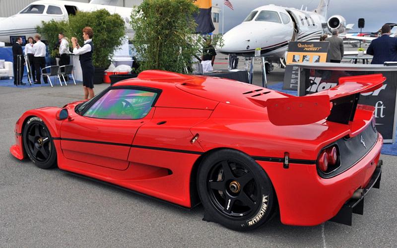 1996 Ferrari F50 Gt Specifications Photo Price