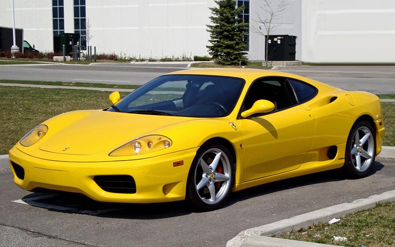 1999 Ferrari 360 Modena Specifications Photo Price
