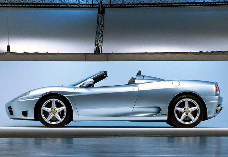 2000 Ferrari 360 Spider