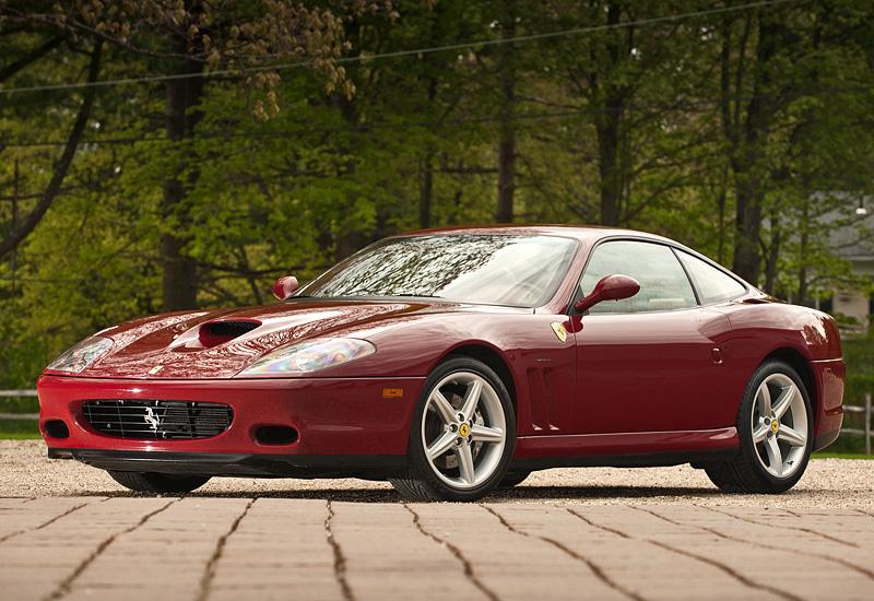 Ferrari 575M Maranello - Wikipedia