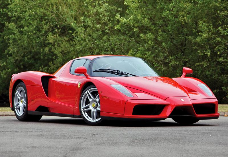 2002 Ferrari Enzo , specifications, photo, price