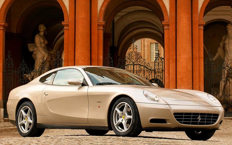 2003 Ferrari 612 Scaglietti Specifications Photo Price