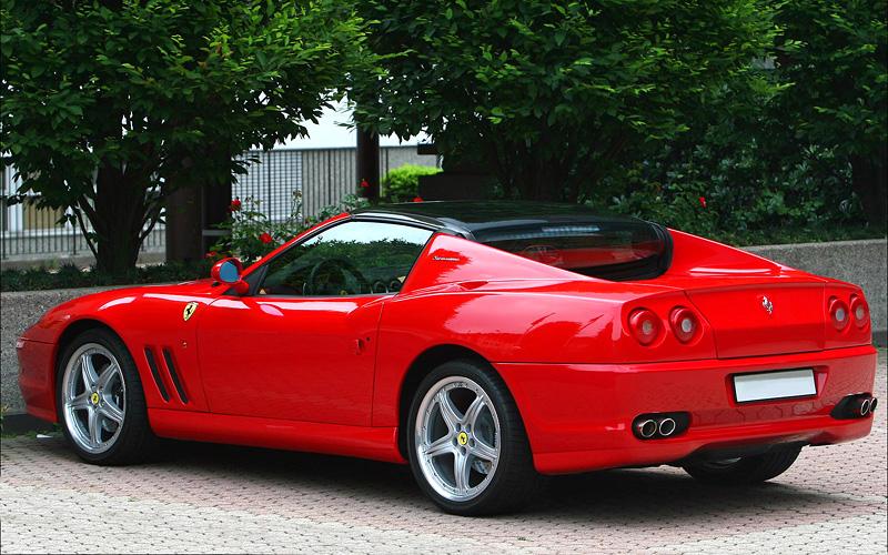 2005 Ferrari 575 Superamerica Specifications Photo