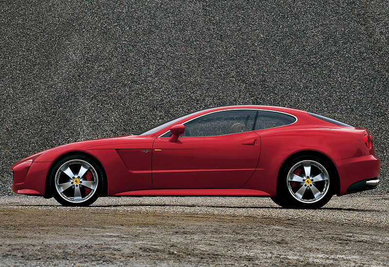 2005 Ferrari Gg50 Concept Specifications Photo Price Information Rating