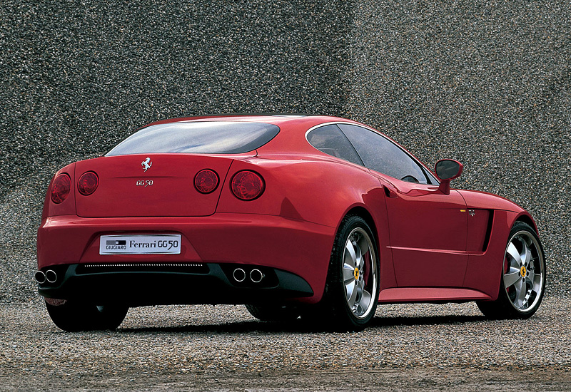2005 Ferrari GG50 Concept