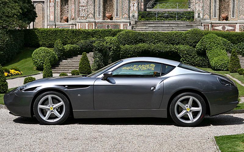 Ferrari F12 Price >> 2006 Ferrari 575 GTZ Zagato - specifications, photo, price ...