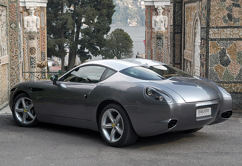 2006 Ferrari 575 Gtz Zagato Specifications Photo Price