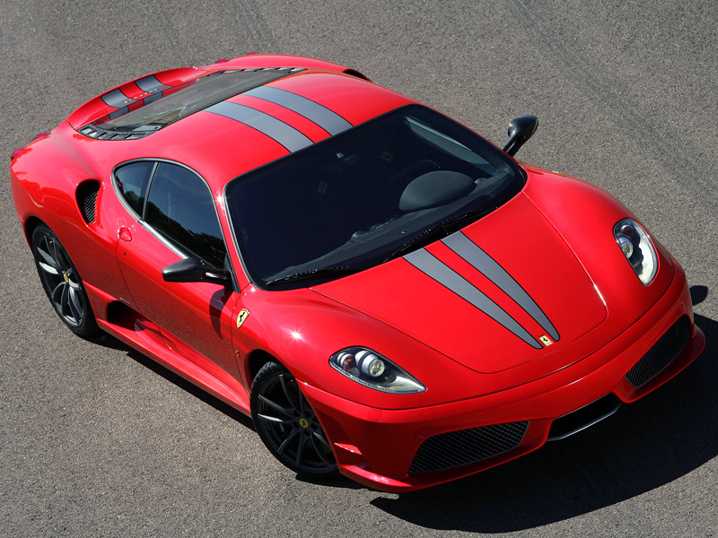 2007 ferrari f430 scuderia - specifications, photo, price