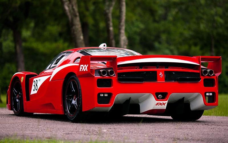 2008 Ferrari FXX Evoluzione - specifications, photo, price ...