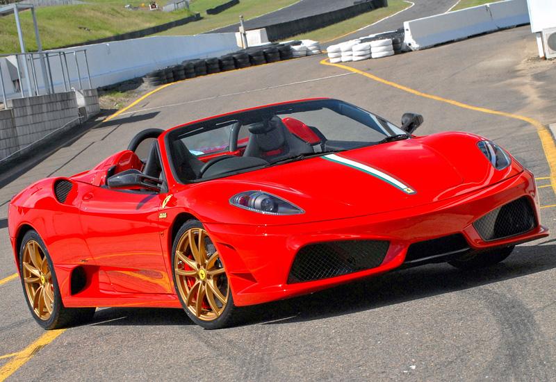 Ferrari Scuderia Spider M