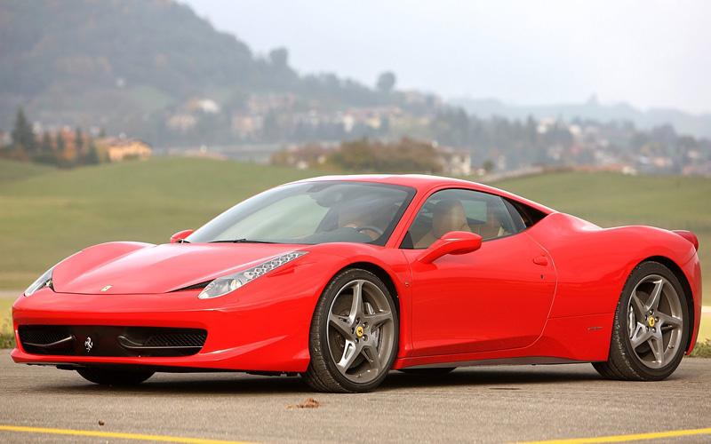 2010 Ferrari 458 Italia Specifications Photo Price Information
