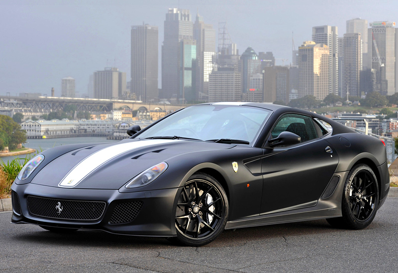 2010 Ferrari 599 Gto Specifications Photo Price Information Rating