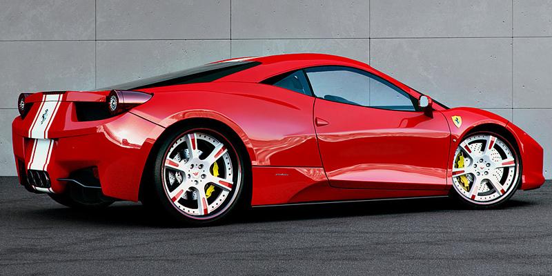 ferrari rated - Wheelsandmore Ferrari 458 Italia