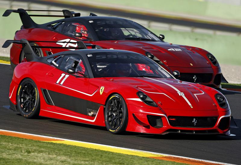 Ferrari F12 Price >> 2012 Ferrari 599XX Evoluzione - specifications, photo, price, information, rating