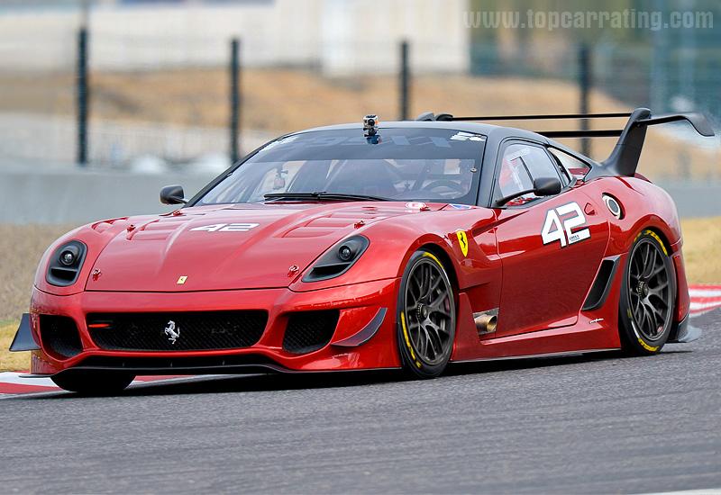 Ferrari F12 Price >> 2012 Ferrari 599XX Evoluzione - specifications, photo ...