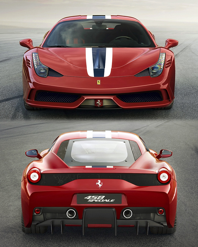 Ferrari 458 Speciale: Specifications, Photo, Price