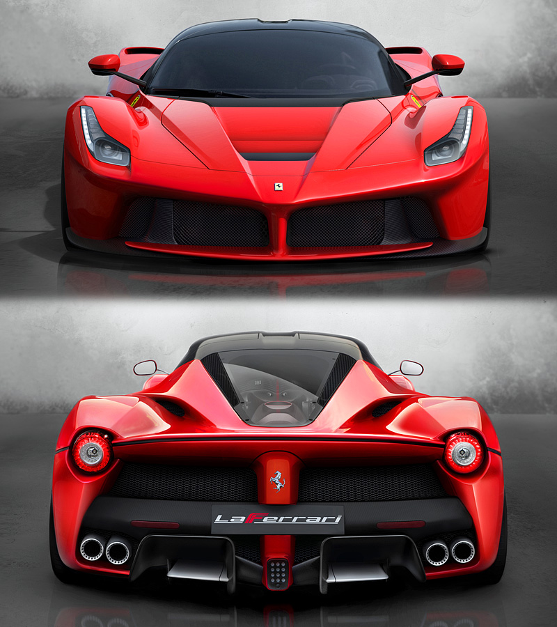 Audi A3 0 60 >> 2013 Ferrari LaFerrari - specifications, photo, price ...
