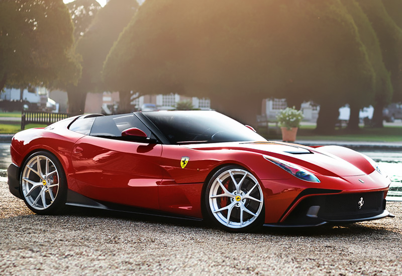 2014 Ferrari F12 Trs Specifications Photo Price