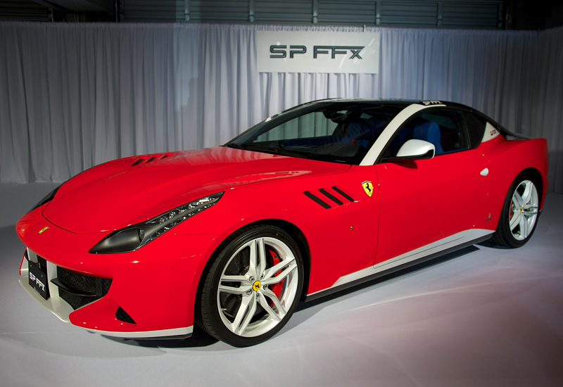 2014 Ferrari Sp Ffx Specifications Photo Price