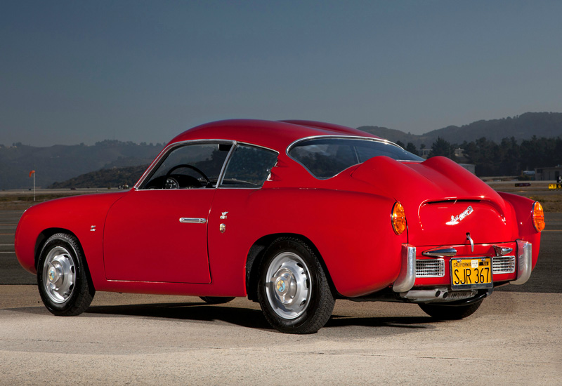 1957 Fiat Abarth 750 Gt Zagato Specifications Photo