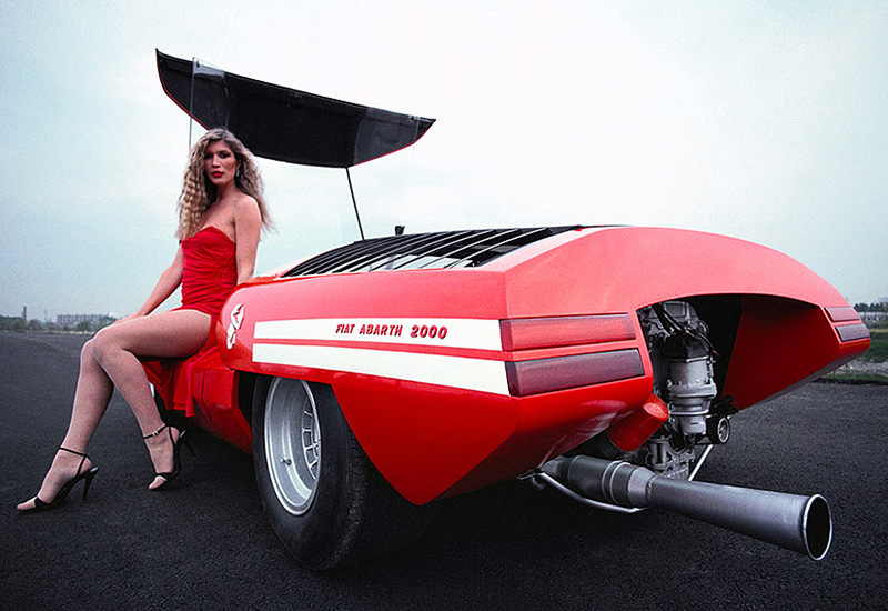 Mclaren Price 2017 >> 1969 Fiat Abarth 2000 Pininfarina Coupe - specifications ...