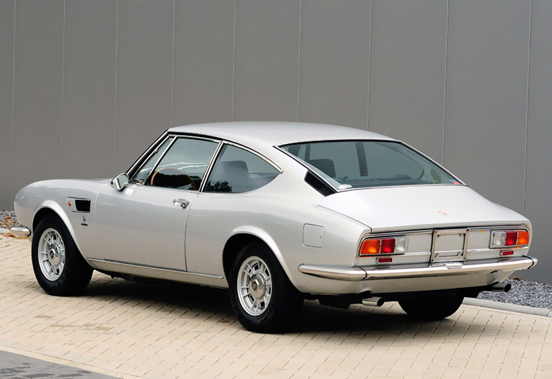 1969 Fiat Dino Coupe 2400 Specifications Photo Price
