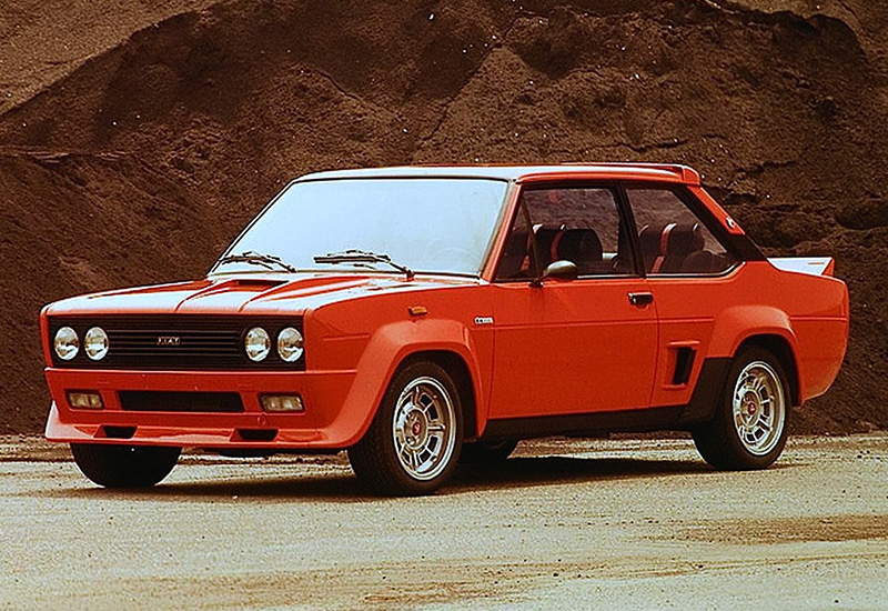 100 Kph To Mph >> 1976 Fiat 131 Abarth Rally - specifications, photo, price ...