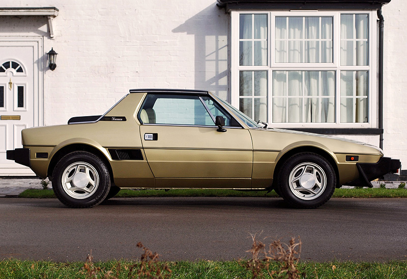 1978 Fiat X1 9 128 Specifications Photo Price