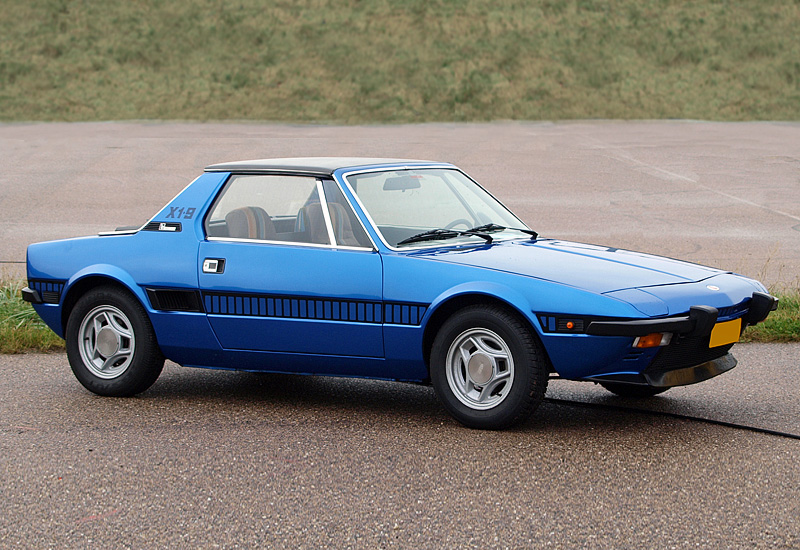 1978 fiat x1 9 128 specifications photo price. Black Bedroom Furniture Sets. Home Design Ideas