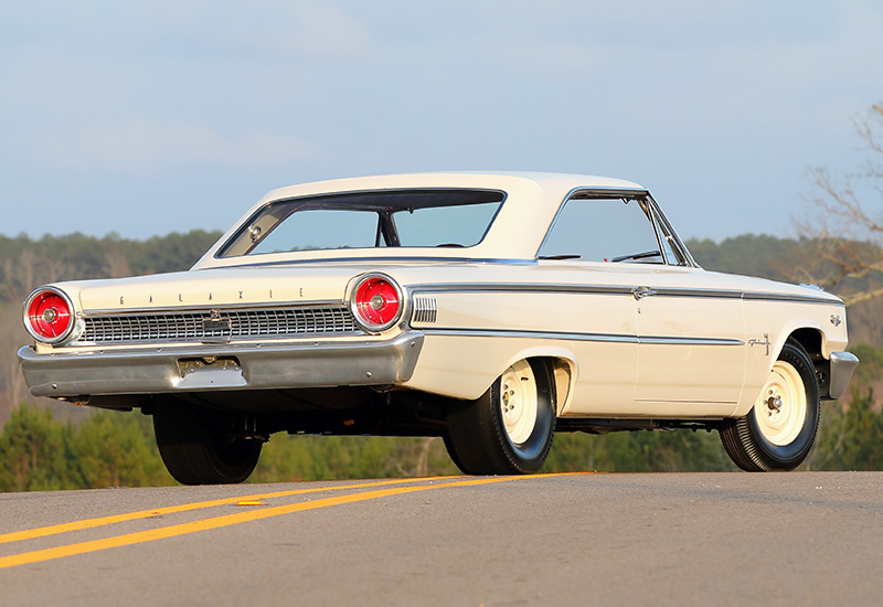 1963 Ford 427 specs
