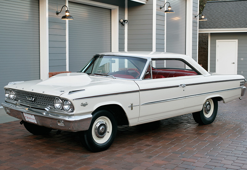 Alfa Romeo Price >> 1963 Ford Galaxie 500 Lightweight 427 R-code - specifications, photo, price, information, rating