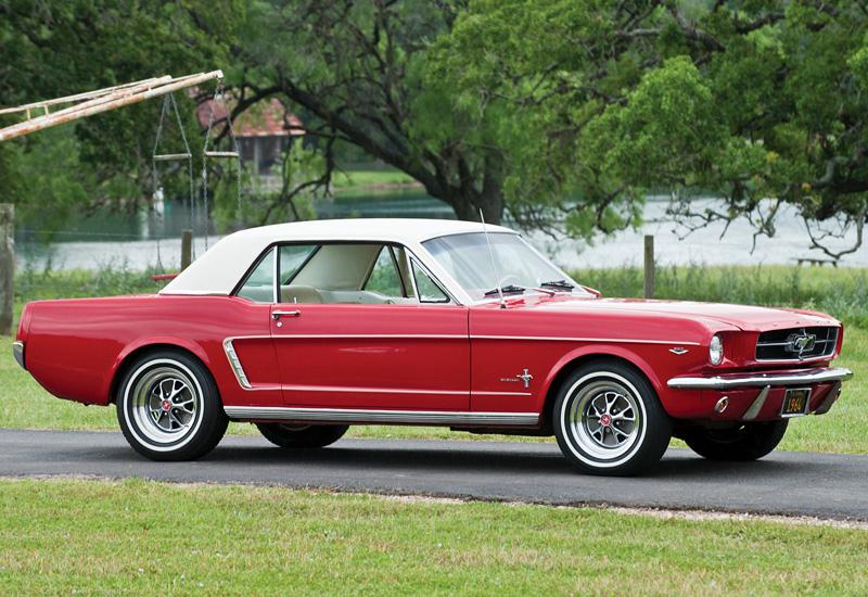 1964 Mustang Value