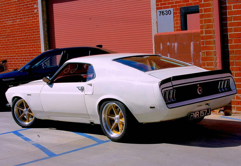 1969 Ford Anvil Mustang Specifications Photo Price
