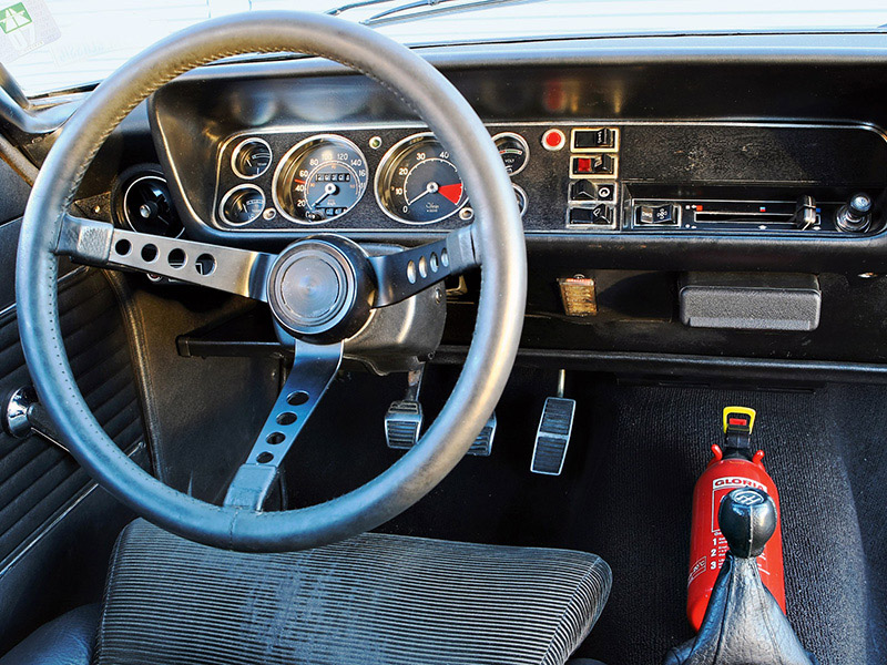 1971 Ford Capri Rs 2600 Specifications Photo Price
