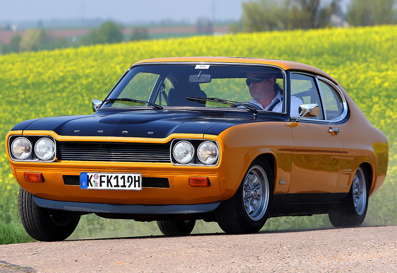 1971 ford capri rs 2600 specifications photo price information rating. Black Bedroom Furniture Sets. Home Design Ideas