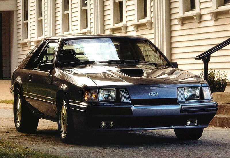 1986 Ford Mustang Svo Specifications Photo Price