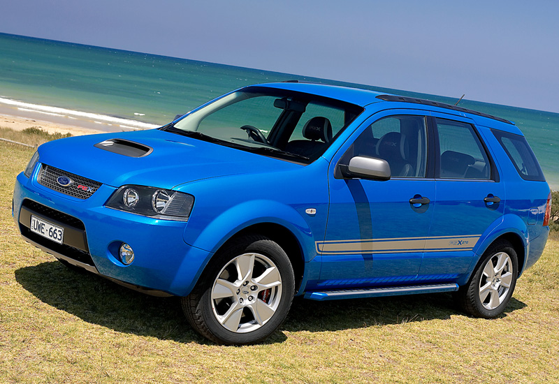 2008 Ford Territory Fpv F6x Specifications Photo Price