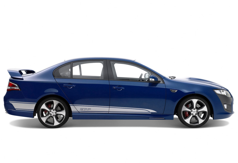 2009 ford falcon fpv gt p specifications photo price. Black Bedroom Furniture Sets. Home Design Ideas