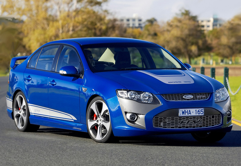 2009 Ford Falcon FPV GT-P - specifications, photo, price ...