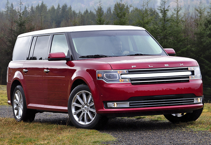 2013 Ford Flex EcoBoost