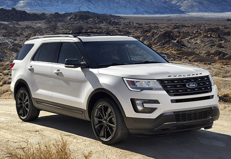 2017 Ford Explorer Sport (U502) - specifications, photo, price, information, rating